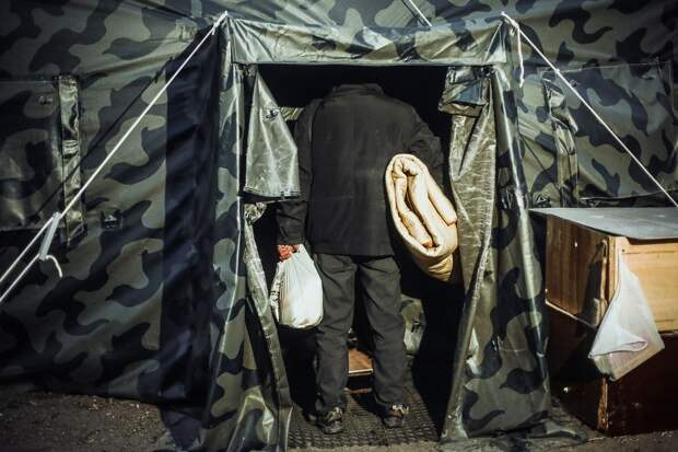 Центр для бездомных «Теплый кров» в Ижевске закрыли из-за коронавируса