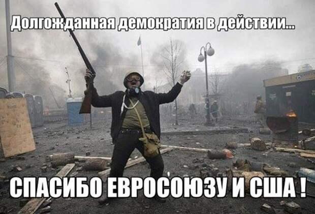 Экс-разведчик США: приход прозападных сил в Киеве готовили 20 лет rusfact.ru