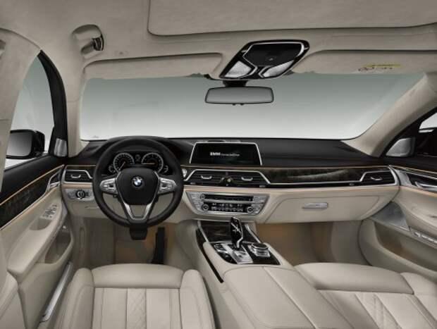 Оператив ЗР: BMW 7-й серии — жесты и пантомимика