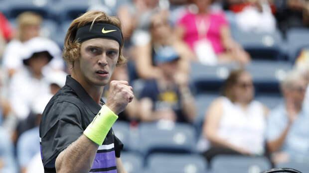 Кирьос считает, что у российского теннисиста Рублёва большое будущее
