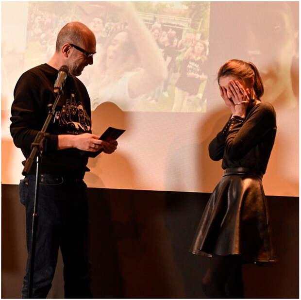 Картина «Смотри как я» объявлена победителем Второй Национальной молодёжной кинопремии