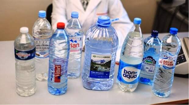 Питьевая вода многих известных производителей оказалась опасной для здоровья вода, еда, питьевая вода, факты