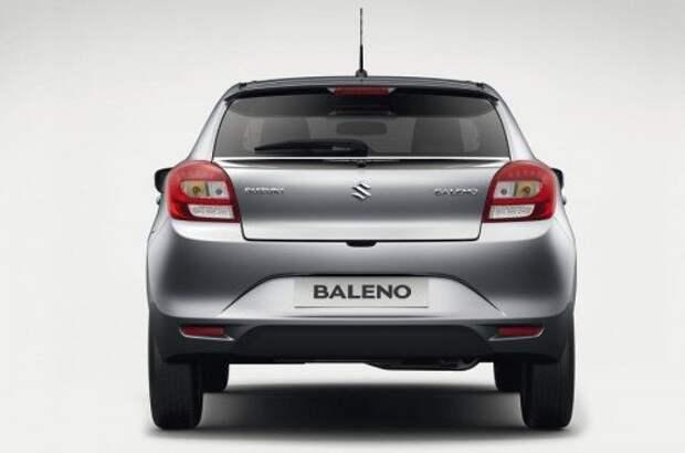 Новый Suzuki Baleno представлен официально (ВИДЕО)