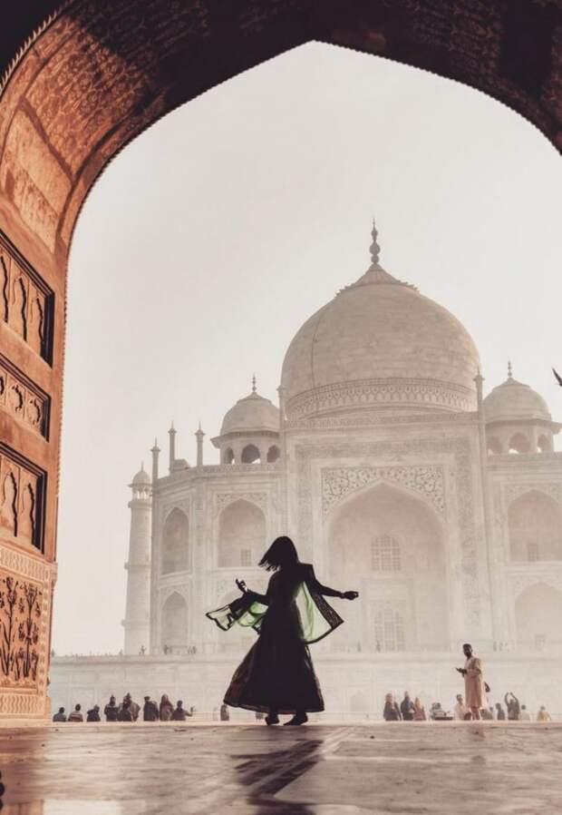 Яркая Индия в фотографиях Guido Gutierrez Ruiz