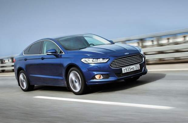 Ford Mondeo: от 1 149 000 руб.