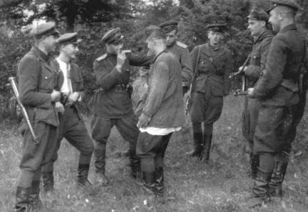 Как советские партизаны воевали против бандеровцев