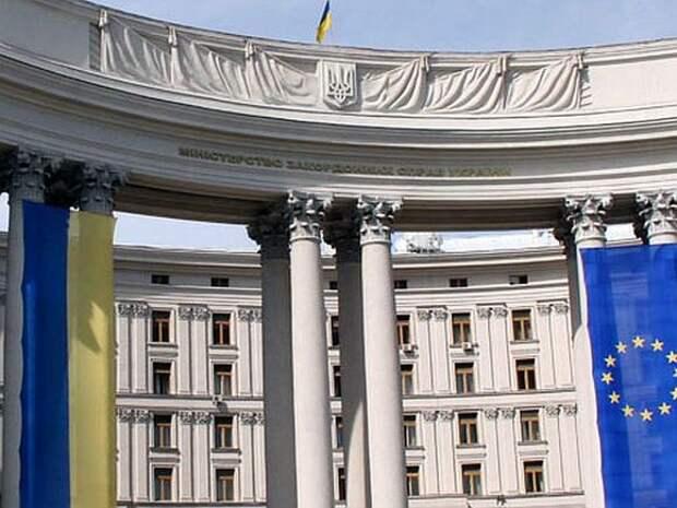 Украина ответит на высылку своего дипломата из России