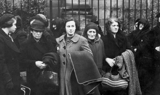 Как Польша вместе с Третьим рейхом решала еврейский вопрос
