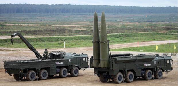 Предупреждение для НАТО от российских «Искандеров» в Калининграде - не зарывайтесь, а то развеем в пыль