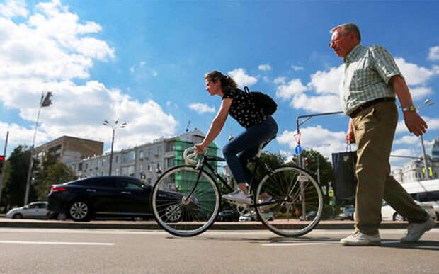 Почему пешеходы и велосипедисты не платят транспортный налог?