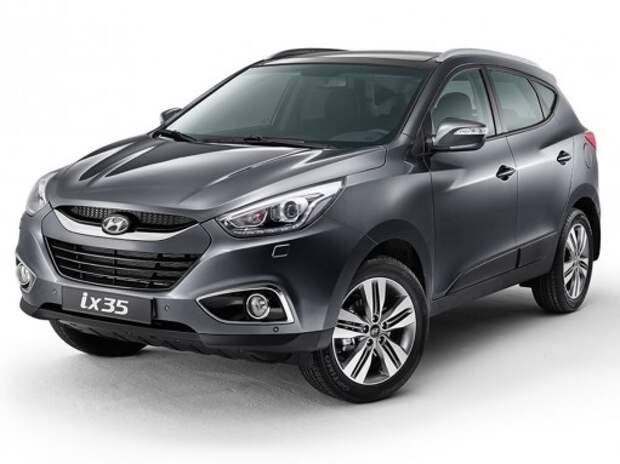 Стартовали продажи Hyundai ix35