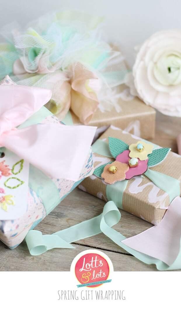 ООООЧЕНЬ красивые способы упаковки подарков