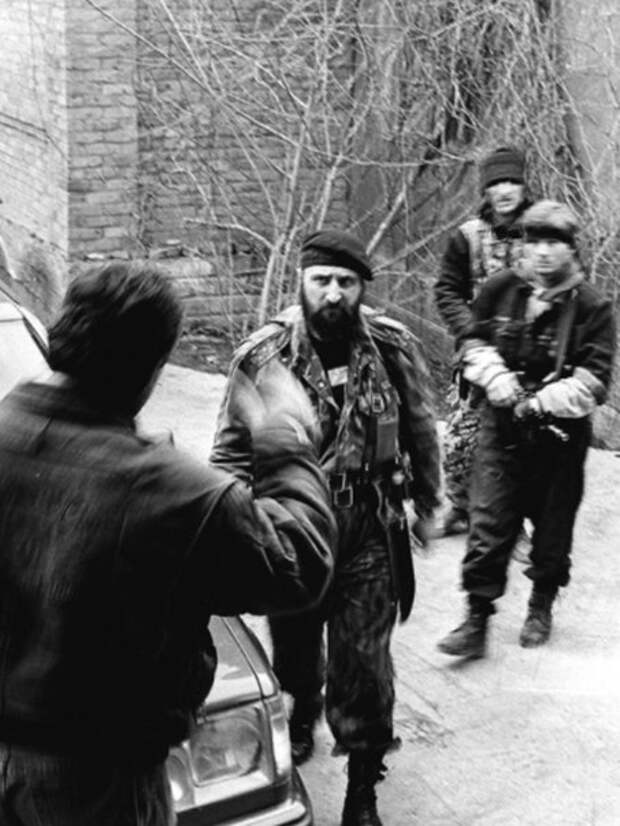 Персоны 90-ых: Руслан Лабазанов
