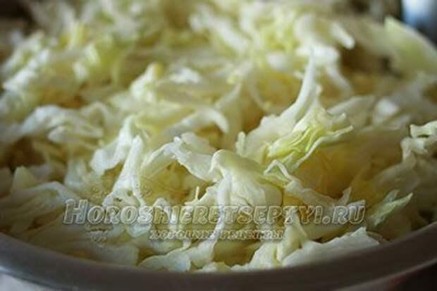 Капустный пирог рецепт из лаваша
