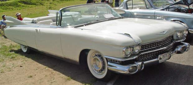 Cadillac Eldorado Convertible: для любителей ретро.