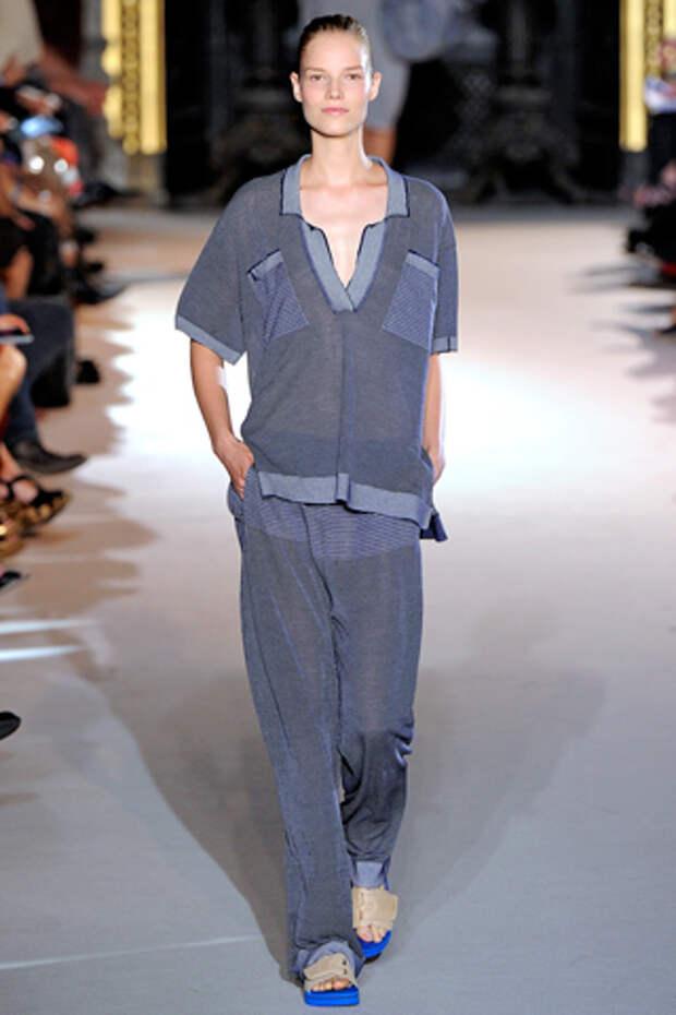 Бельевой стиль в одежде