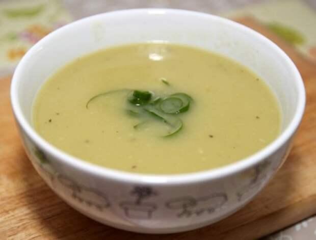 Супы-пюре из кабачков – 4 простых рецепта