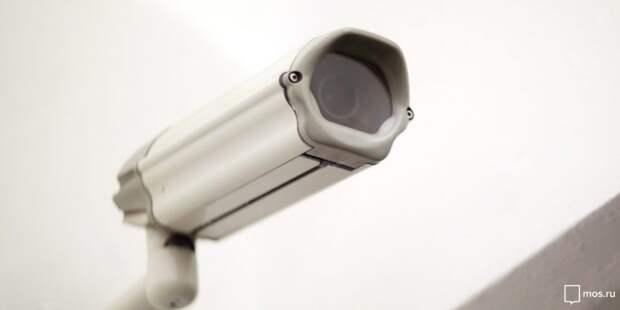 На станции «Ховрино» установят камеры для наблюдения за поведением пассажиров