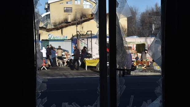 ДНР отстреливается до последнего угона