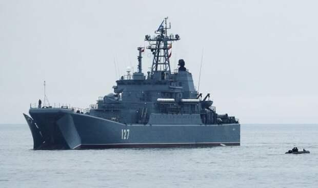 Когда в Одессе высадится русский десант