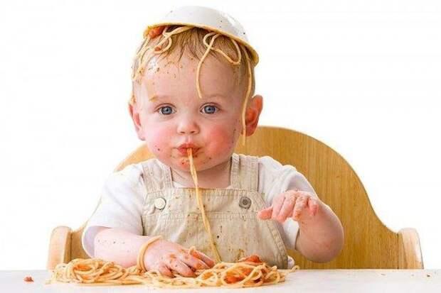 2. Маленький итальянец! голод, дети