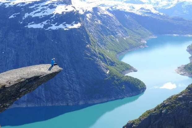 15 доказательств того, что Норвегия— это ожившая сказка