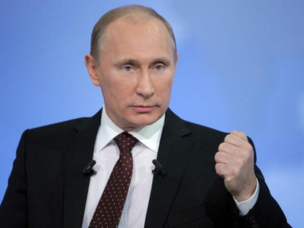 Поддерживаете ли вы внутреннюю политику Путина
