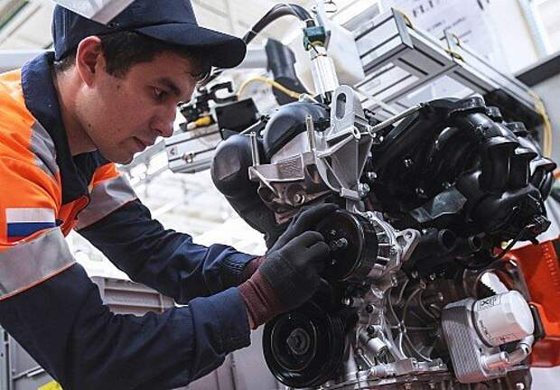 Ford Sollers opens engine factory in Tatarstan, Russia