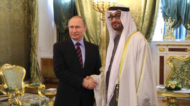 Путин и Дабиба обсудили в Москве послевоенное восстановление Ливии