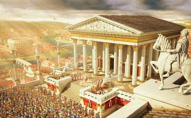 В Римской империи делали сложные операции на головном мозге