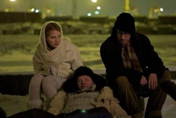 Кадр из фильма «Тяжелый случай»
