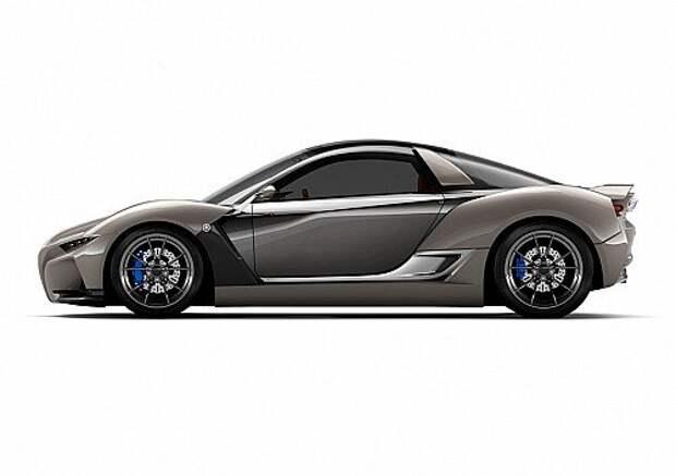 Yamaha занялась автоделикатесами (ФОТО)