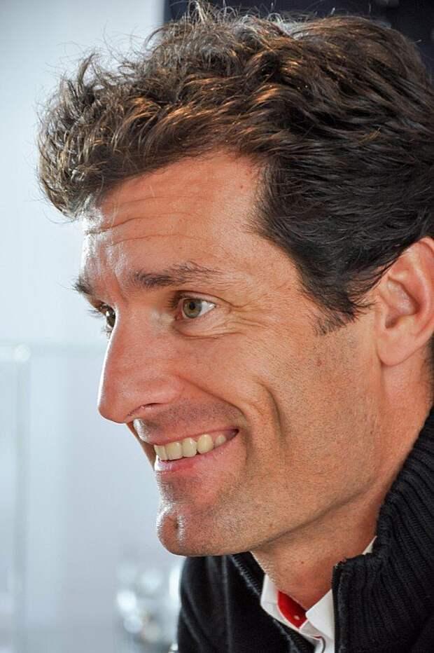 Марк Уэббер в хорошем настроении. У экс-пилота Формулы‑1 есть реальный шанс стать чемпионом мира в гонках на выносливость.