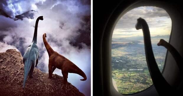Путешествие с динозаврами: вот это поездочка!