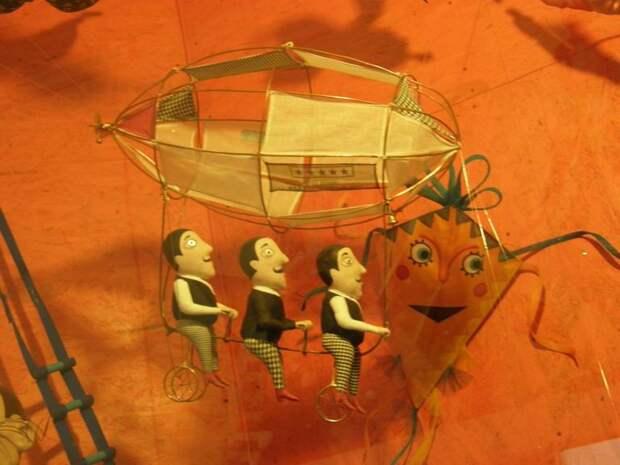 Воздушный цирк