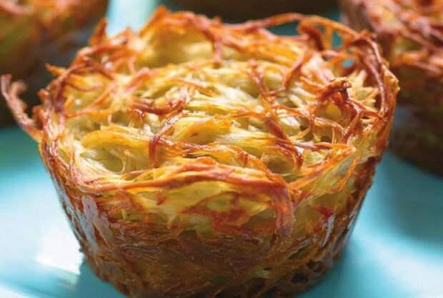Летний яркий овощной кугель - это просто!