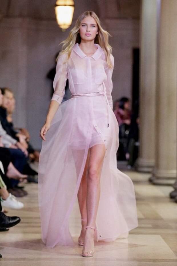 Неделя моды в Нью-Йорке 2015