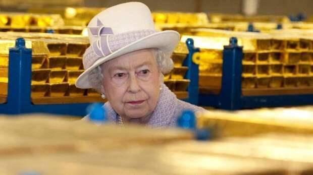 Развод по-британски: как англичане делили золото с европейцами