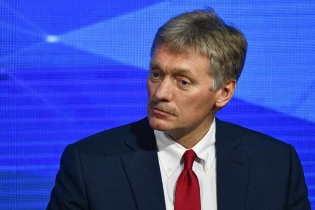 «Не лихорадит»: Песков заступился за рубль