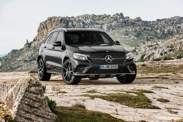 Новый суперкроссовер Mercedes-AMG определился с начинкой