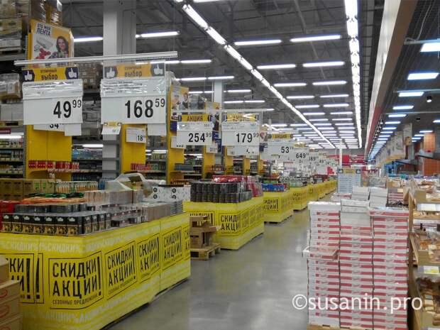 Цены на потребительские товары и услуги в Удмуртии в ноябре выросли на 1,07%