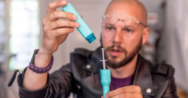 Нелегальная лаборатория добра готова спасти миллионы жизней