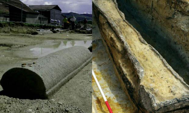 Свинцовый гроб, каменный саркофаг. Кто захоронен во Франции 1500 лет назад?