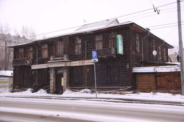 Жители предлагают в избе  на Верхней Масловке сделать краеведческий музей