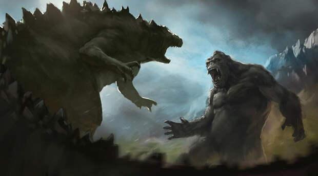Warner Bros. и Legendary утвердили день премьеры «Годзиллы против Конга»