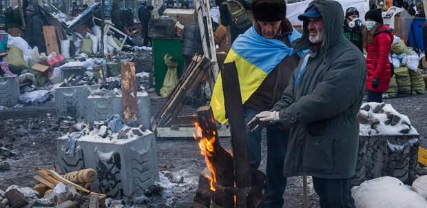 Газ уже не па карману украинцам — люди массово переходят на дрова