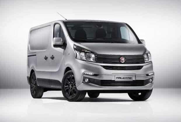 Талантливый маскировщик: Fiat позаимствовал у Renault коммерческую модель