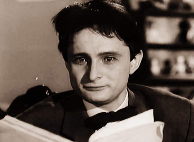 Виктор Сергачев в фильме «Мы вас любим» 1962г. (источник фото: alexaverin.com)