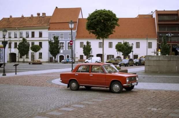 Автолюбитель на «копейке» собрался доехать из Москвы до Турина