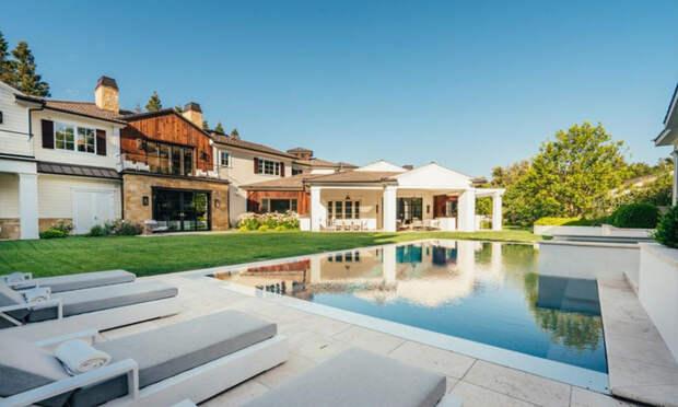 В гостях у Мадонны: экскурсия по дому в Хидден-Хилс, который она купила у The Weeknd